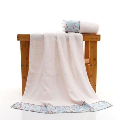 100% Cotton Jacquard Bath Shower Towel