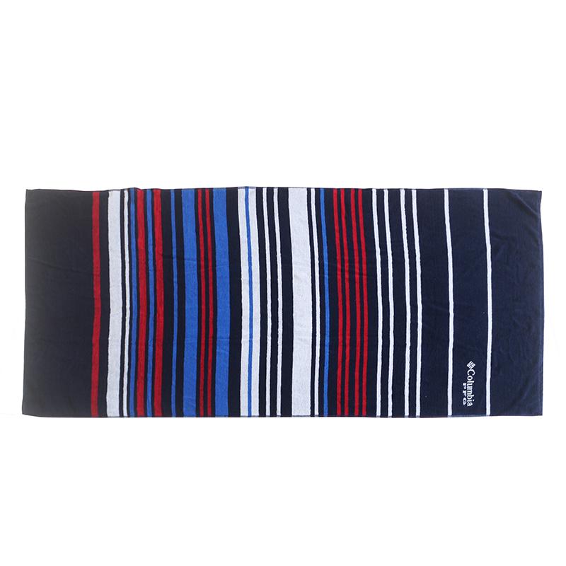 Cotton custom jacquard process water absorption sweat bath towel large towel