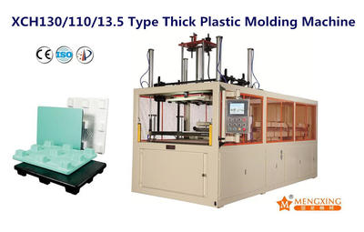 Xch 130/110/13.5 Type Thick Sheet Forming Machine
