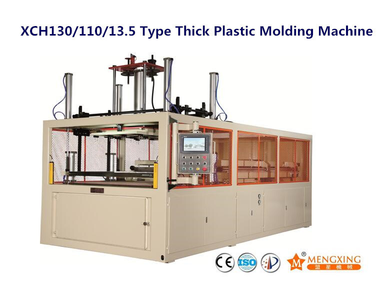 Plastic Pallect Vacuum Forming Machine