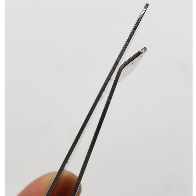 High quality gold plating craft blank hinged custom money clip