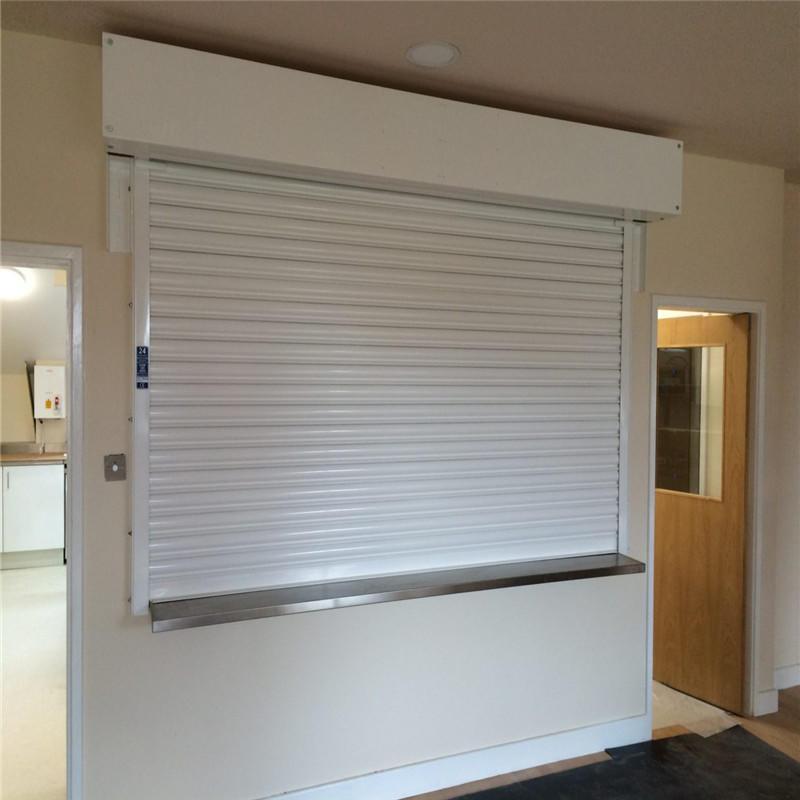 2000mm*1000mm rolling shutter composite steel fire shutter rolling doors