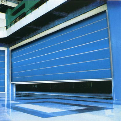 High Performance 3 Hours Inorganic Fabric Smoke Curtain Roller Door Fire Curtain Rolling Shutter Door