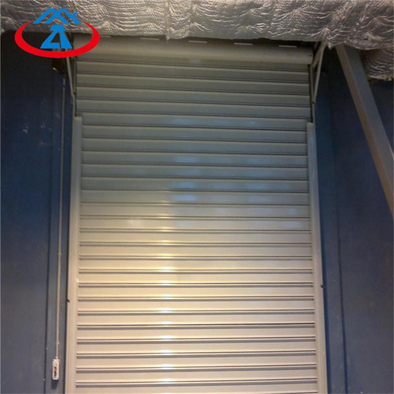2000mm*3000mm motor roller shutter steel fire fire-resistant roll up door