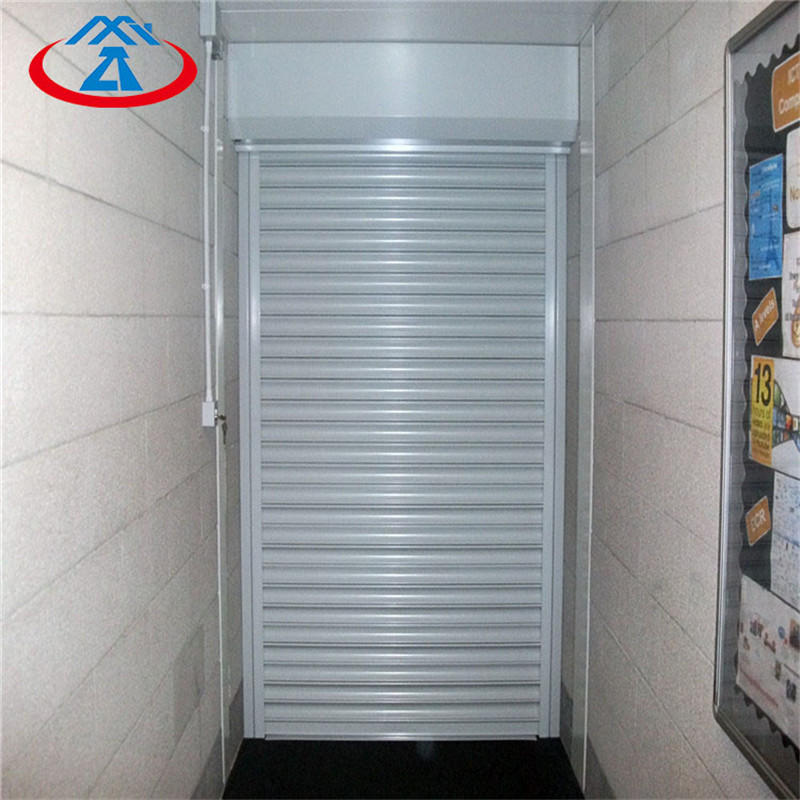 2500mm*2500mm fire shutter composite steel fireproof roller shutter