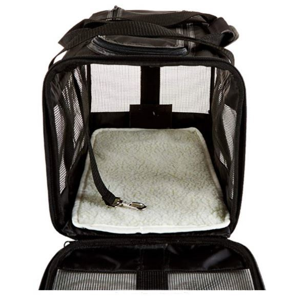 product-Osgoodway-Osgoodway Custom Design Multisize Soft Sided Pet Carrier Travel Bag Dog Cat Carrie