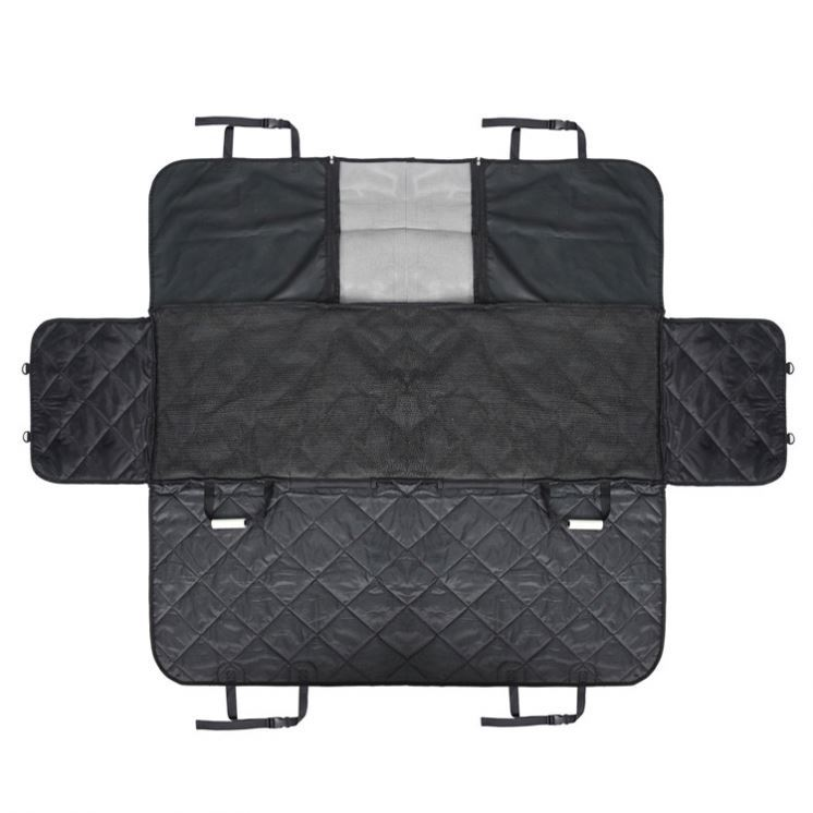 product-Osgoodway Heavy Duty Pet Car Seat Cover Hammock with Mesh Window-Osgoodway-img-1