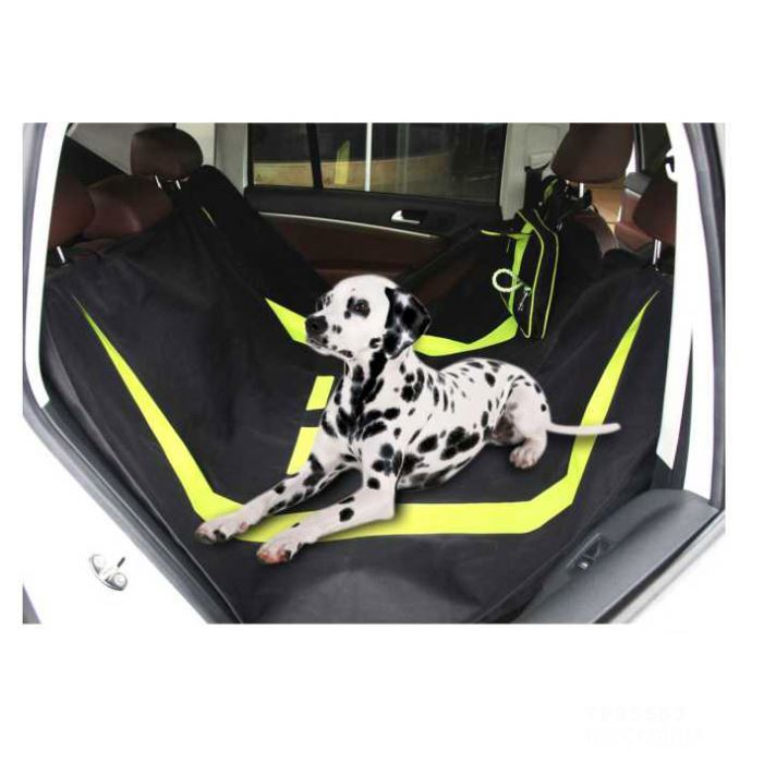 Osgoodway Stylish Hot Selling Pet Car Seat Cover Oxford Car Seat Dog Cover with Idependent Tote Bag
