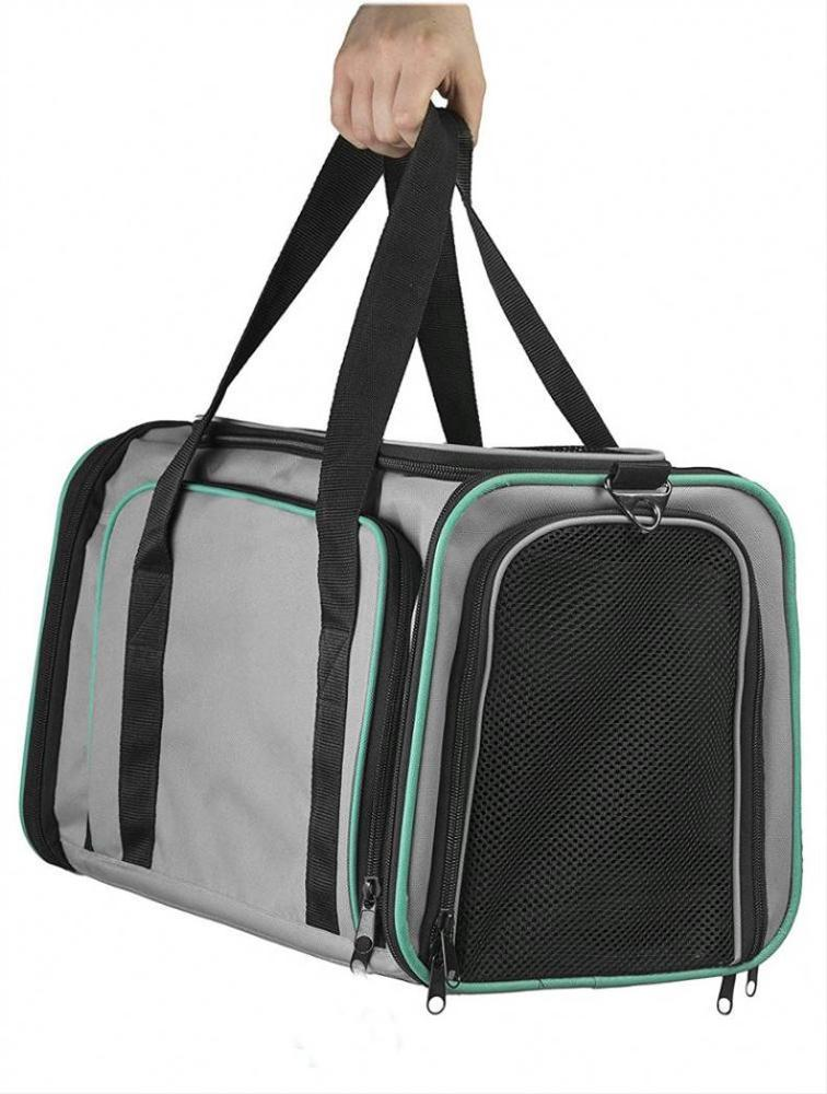 product-Osgoodway-Osgoodway Cat Carrier Foldable and Expandable Soft Sided Dog Carrier Travel Bag fo
