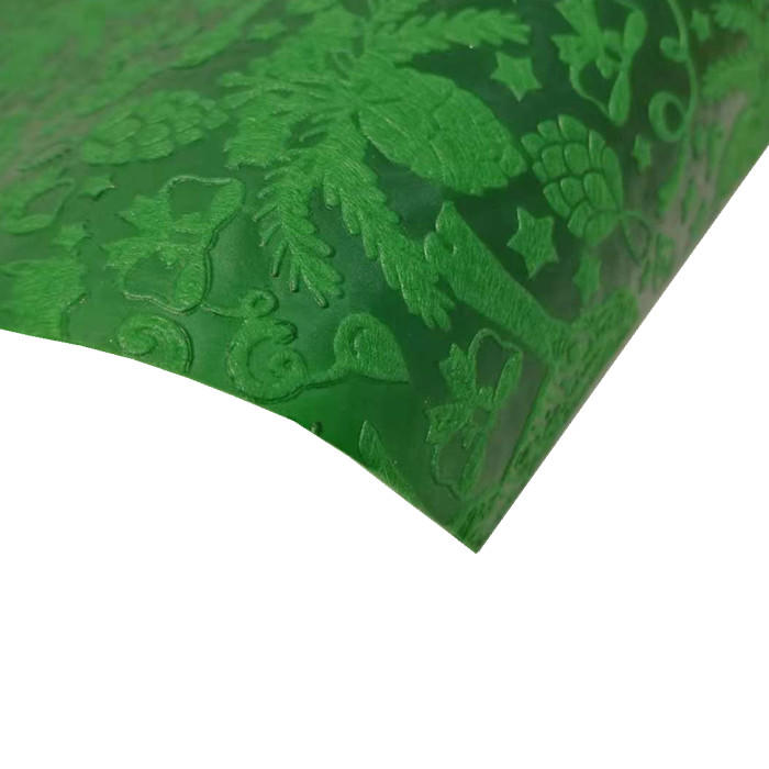 New design Non woven Fabric for New Year gift packing