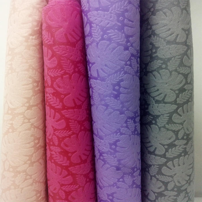 Eco-Friendly Biodegradable Polypropylene Embosed TNT PP non-woven Fabric