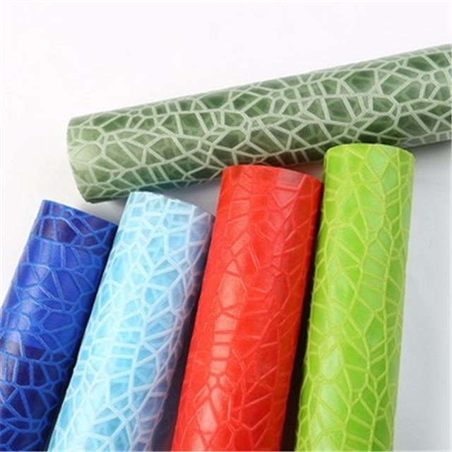 2020 Hot sale embossed nonwoven flower wrappingnonwoven fabric for packing