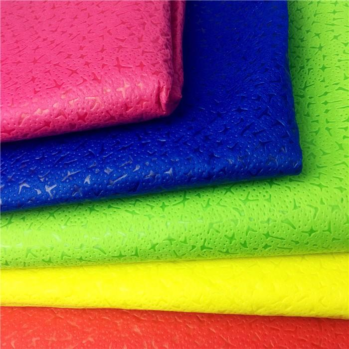new design embossed TNT spunbond non woven fabric