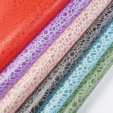 Emboss different designs spunbond PP nonwoven fabric flower wrap