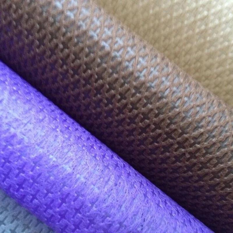 Cross PP spunbond non wovenfabric new design polypropylene nonwoven fabric