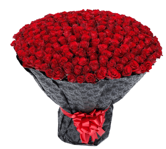 New design PP Spunbond embossed nonwoven fabric Rose flower wrap paper packing and gift packing