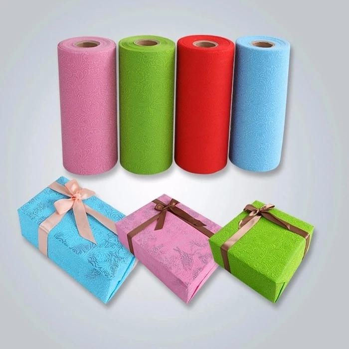 Hot-selling Non-woven Fabric, new emboss nonwoven