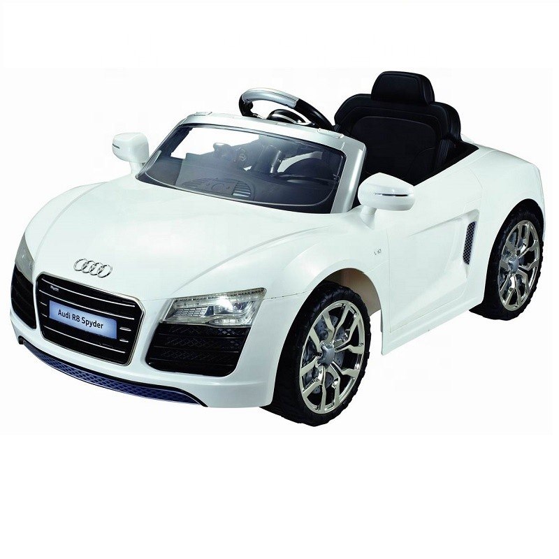 2019 licensed kids ride on car hot sell children rc toy car with electric car