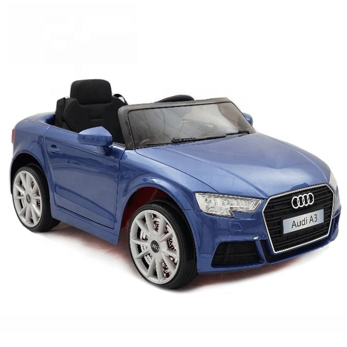 power wheel ride on cars children electric car kids ride on toys audi A3