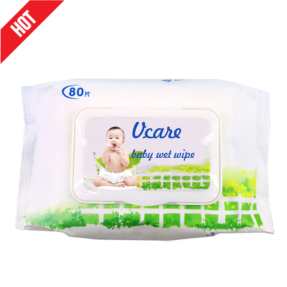 China Bamboo Wet Wipes Biodegradable Manufacturer, Custom Baby Wipes