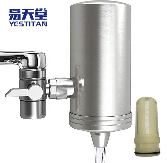 2020 popular water faucet filter kitchen water filter tap water purifier