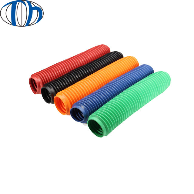 soft Silicone Rubber sleeve Bellow/ Rubber Corrugated Pipe / Silicone Bellow Type