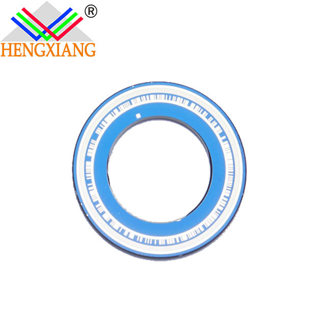 10ppr to 48,000 ppr high accuracy high reflective code disc optical encoder disk