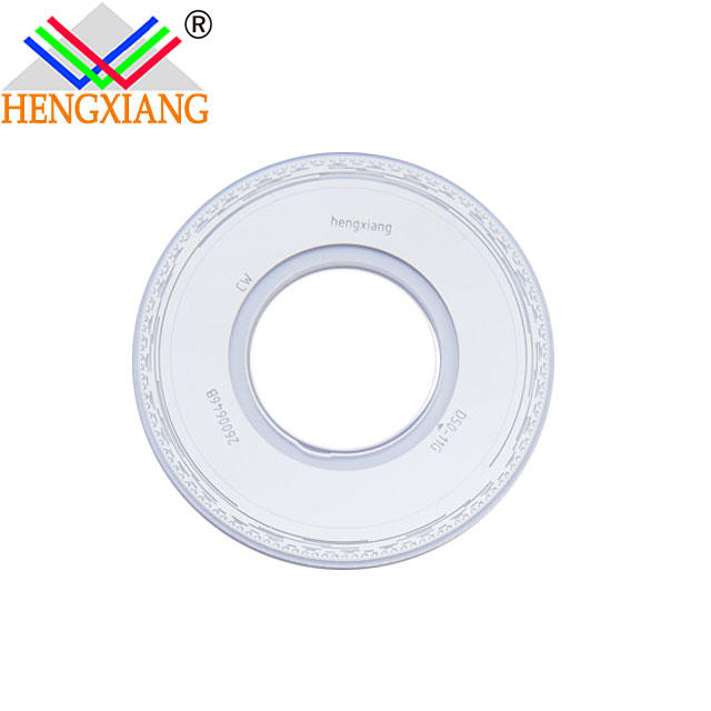 customized round absolute encoder glass disc encoder code optical encoder disk