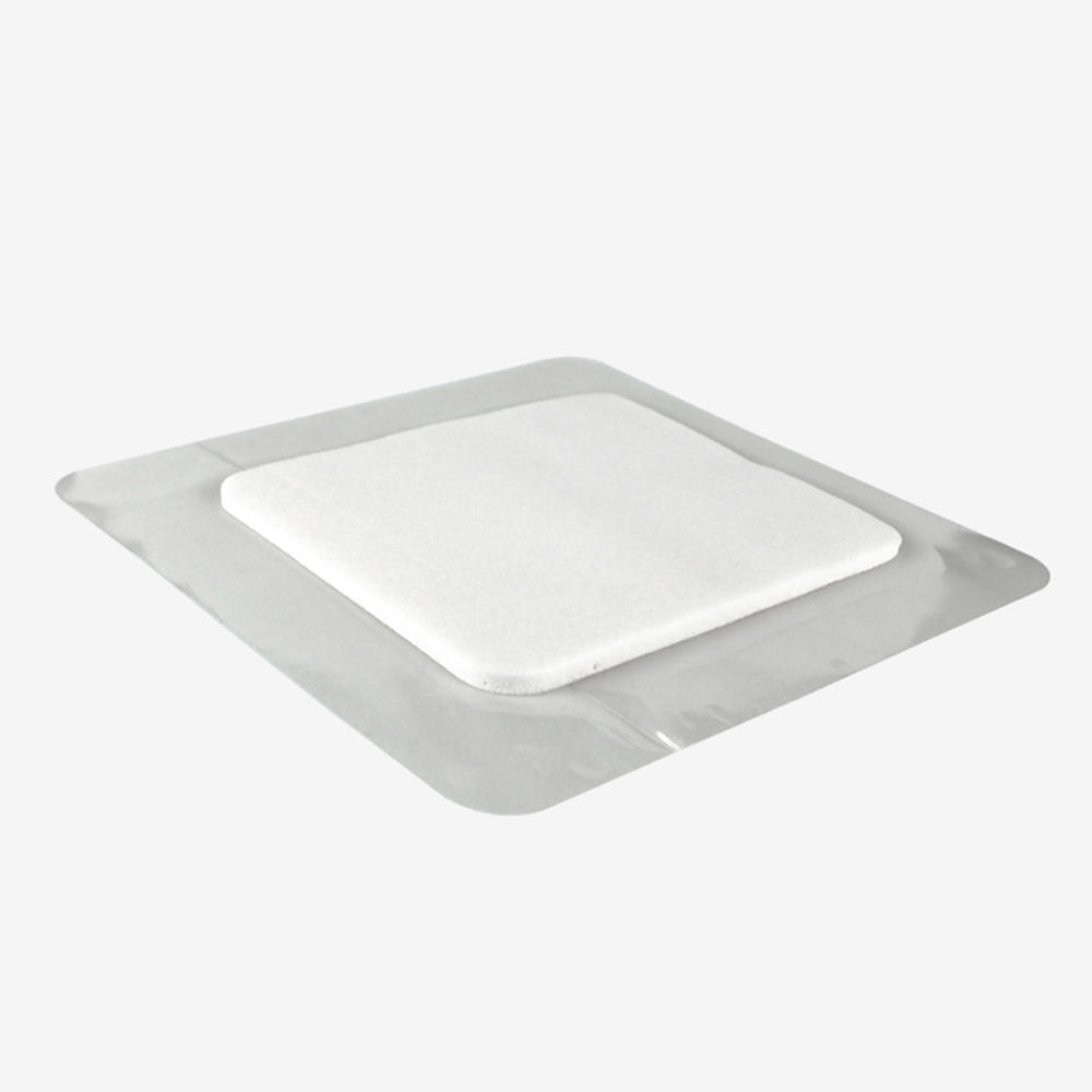 Medical Hydrocolloid Dressing Foam Wound Protector Adhesive Foam Dressing Pad