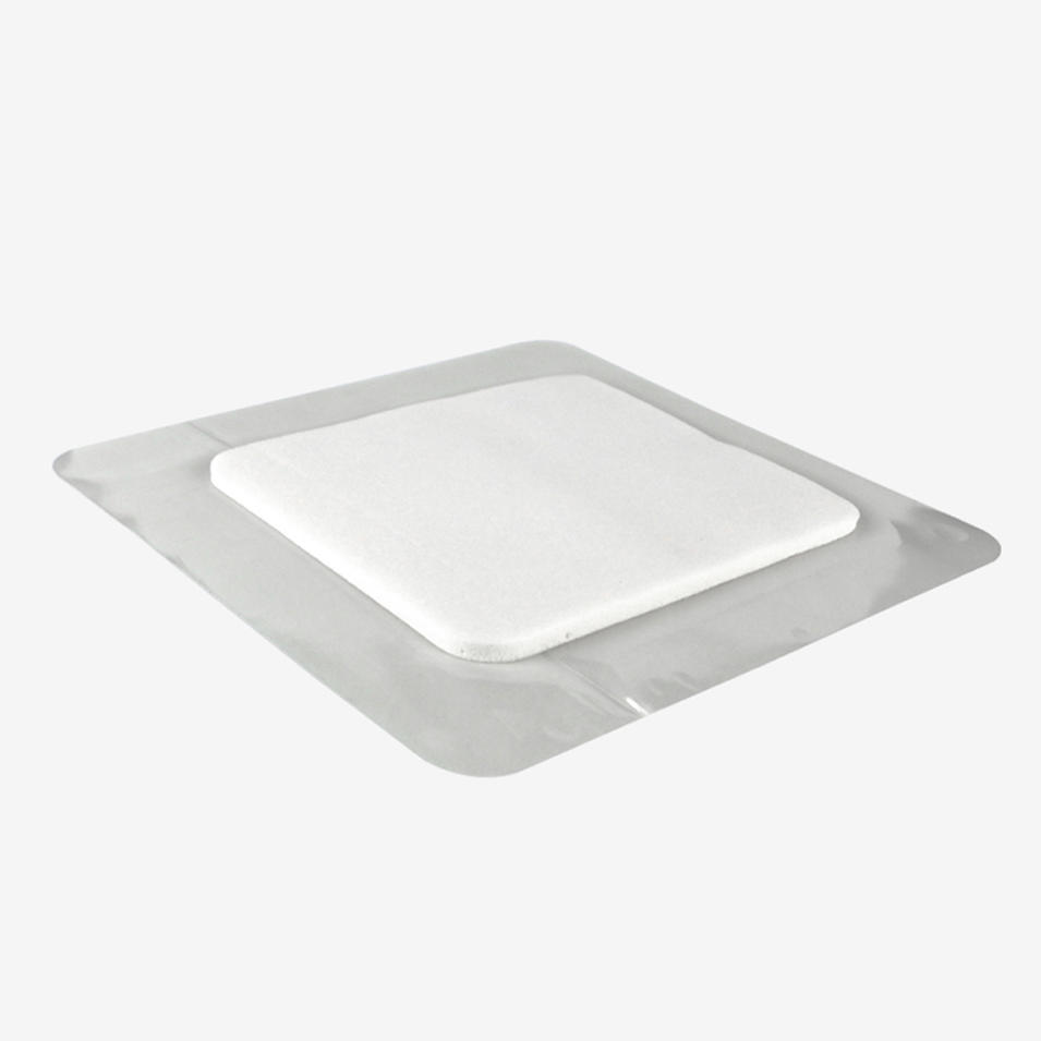 Medical Hydrocolloid Dressing Foam Wound Protector Adhesive Foam Dressing Pad