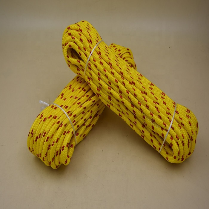 Top performance PPtwisted/ braidedmooring ropefloating rope for yacht, boat