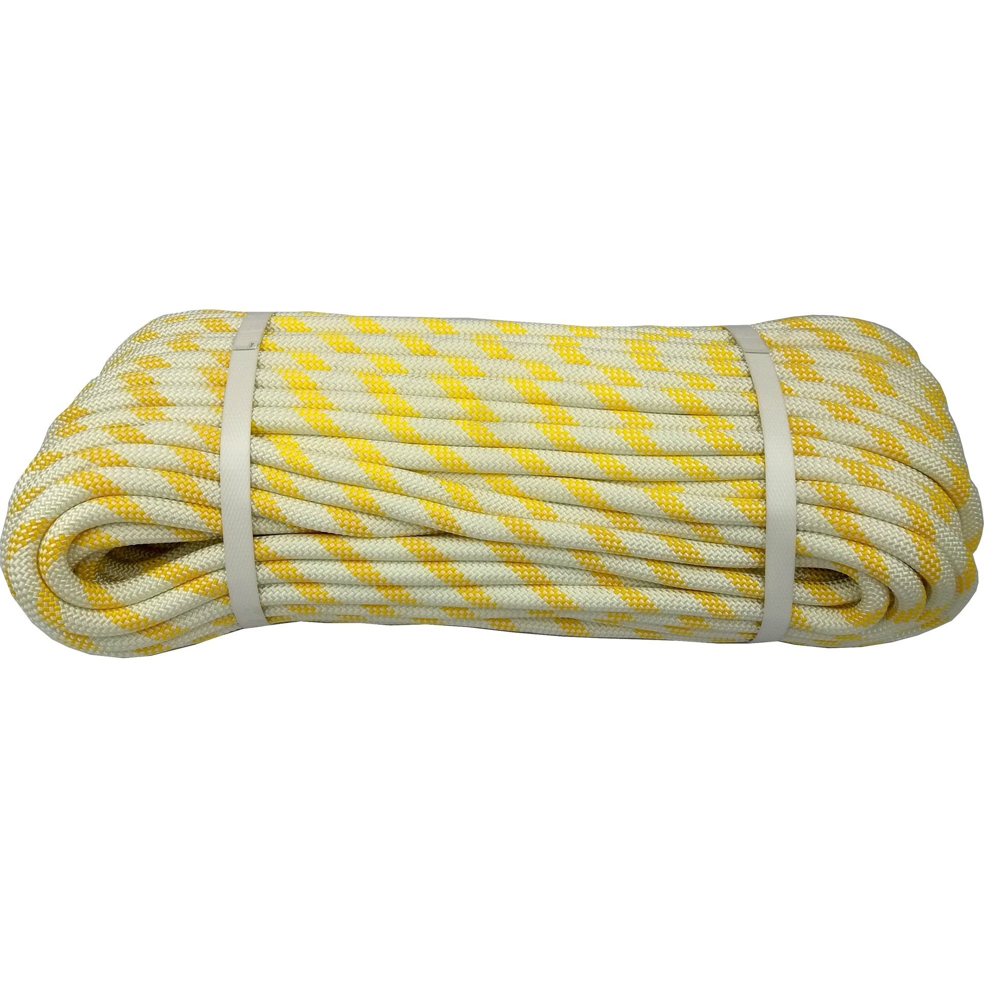 nylon 48 strand climbing rope for rescue safety rope