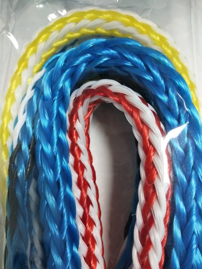 Top quality MFPtwisted/ braidedmooring ropefloating rope for yacht, boat
