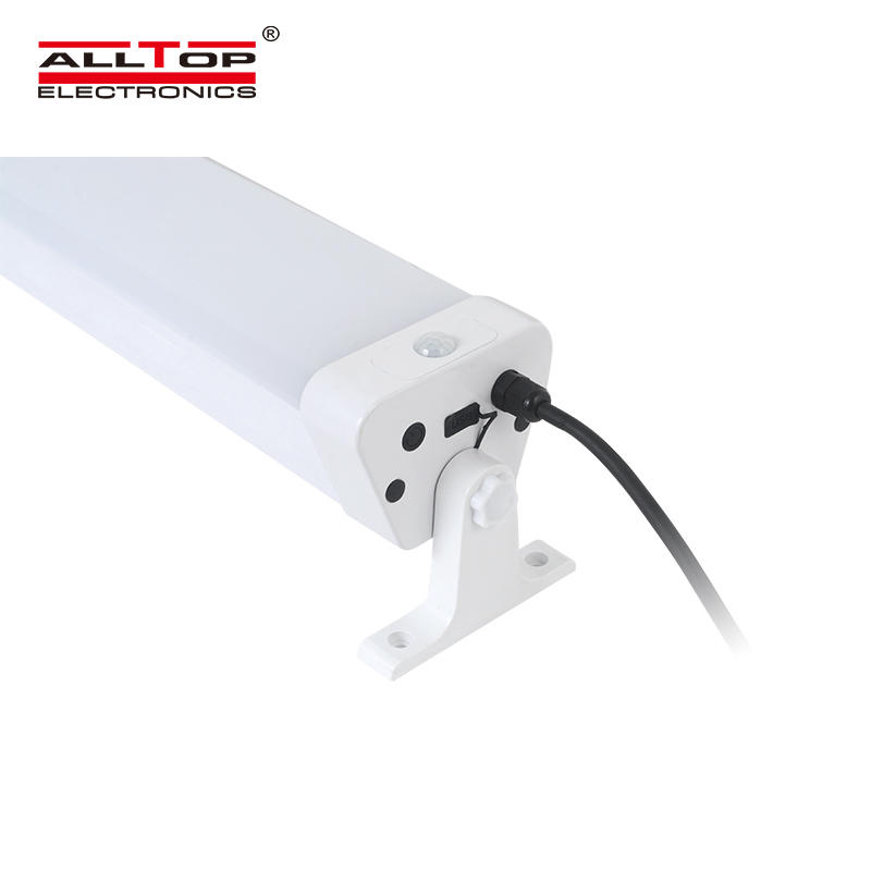 ALLTOP High quality residential lighting solar charge light smd 20w 40w 60w led solar tri proof light