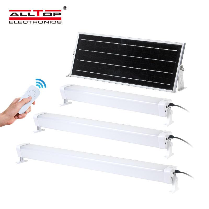 ALLTOP High bright residential lighting PIR sensor 120pcs 2835 smd 20w 40w 60w led solar tri proof light