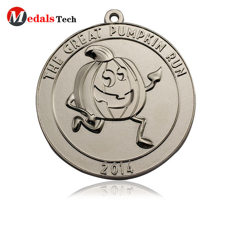 High quality cheap custom finisher antique plating award custom marathon medal metal medal 3d