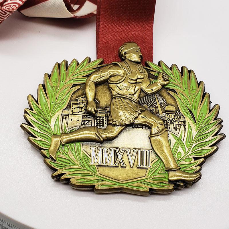 Profession design your own USA 911 souvenir gold sliver bronze custom honor metal sport zinc alloy metal medal