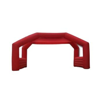 Branded Inflatable Arch for party, inflatable entrance display arch