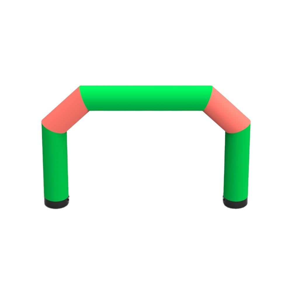 Customized inflatable arch for event/racing arch