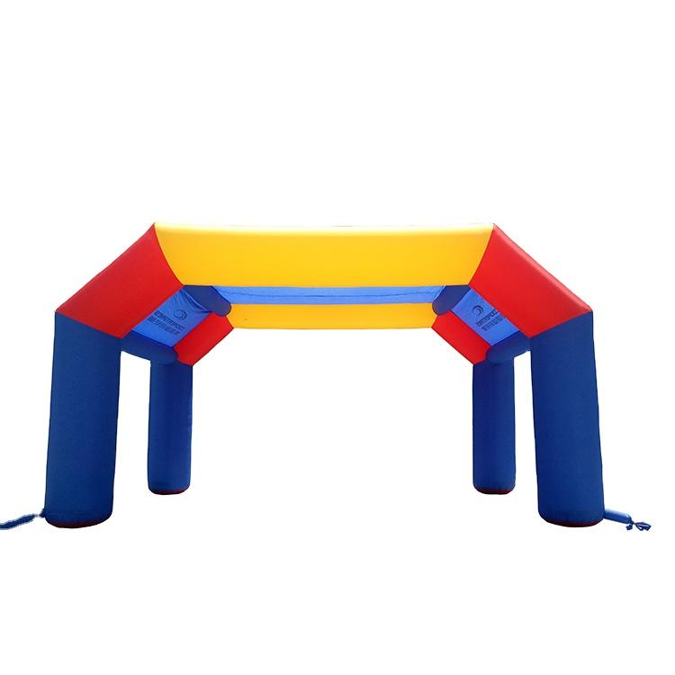 Promotional sport inflatable start line arch