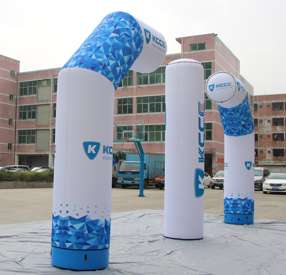 wholesale Sports Air sealed inflatable start finish line arch/arches