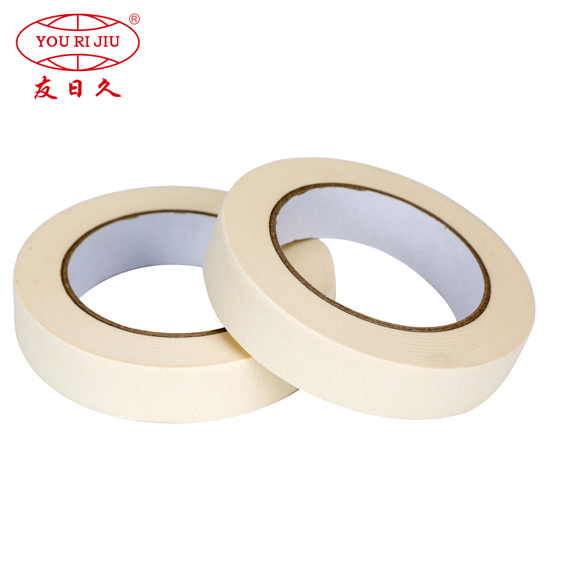 SGS certificate high adhesion and good quality spray masking tape