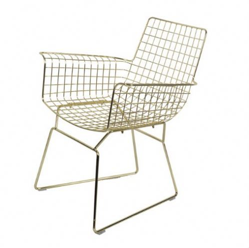 MCI patio wire chair outdoor furniture