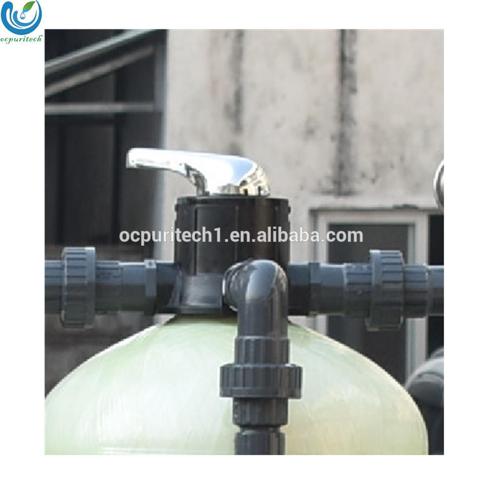 Hight quality manual and automatic FRP water valve ,water softener domestic