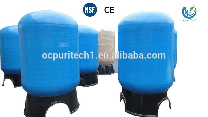 1054 SUS or FRP tank small automatic and manual Water softener for water pretreatment system