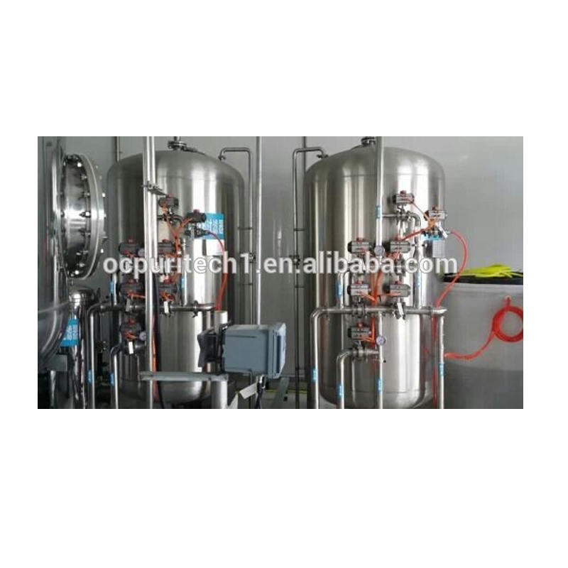 Stainless steel Automatic control valve head water softener