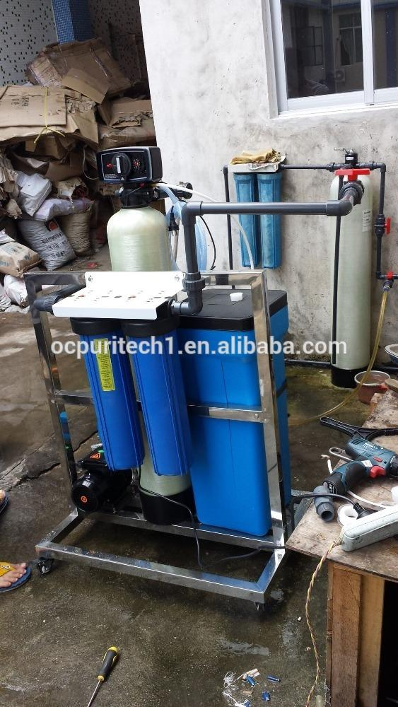 China Guangzhou Small commercial alkaline water machine water softening plant for boiler used