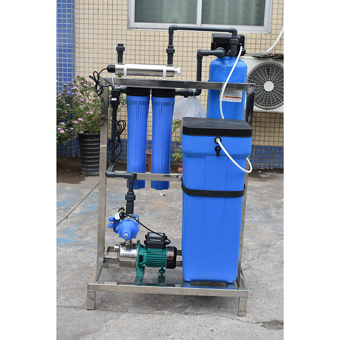 500L Demineralized water treatment device water demineralizer water softener