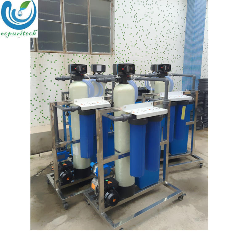 500lph Automatic Bolier Water Softener epoxy Resin filter cartridge factory price