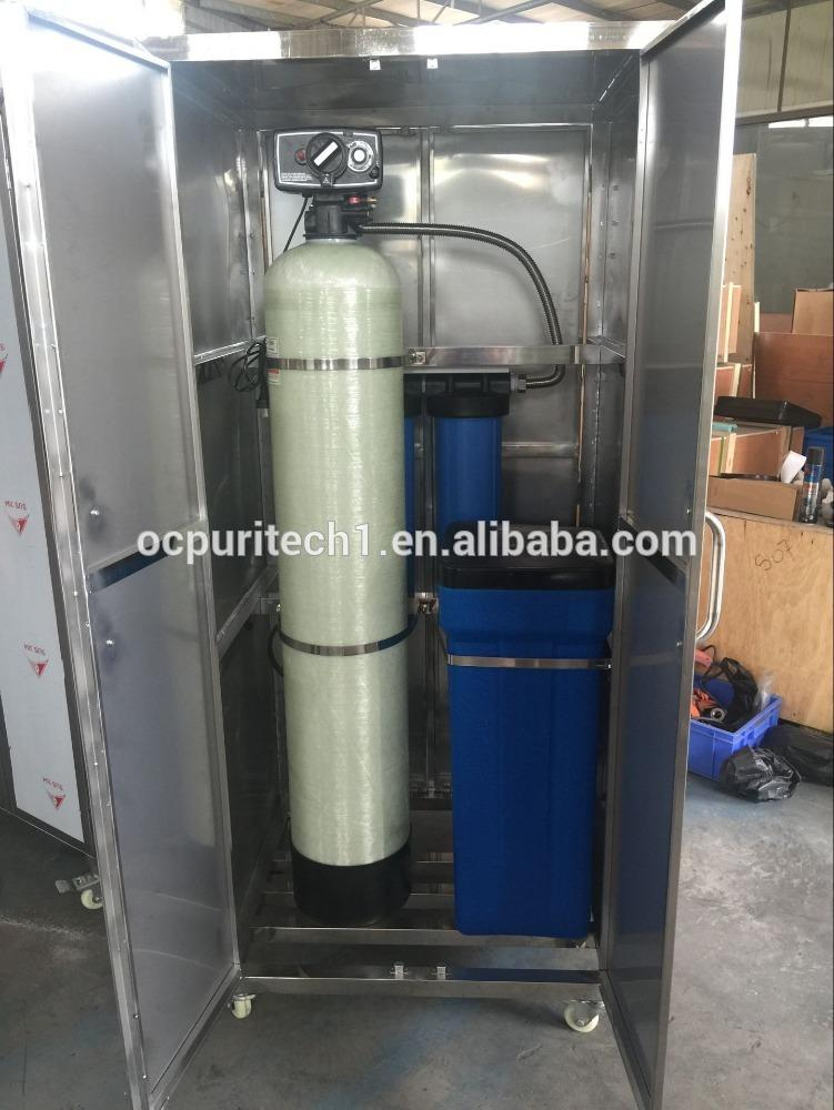 Pentair valve 100-1000LPH water softener for remove water hardness